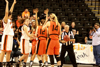 Chilhowie vs Honaker VHSL 1A Girls Championship
