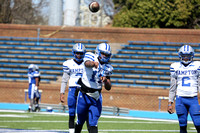 Hampton University Spring Football Game 4-4-2015