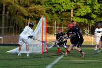 Midlothian vs Monacan Boys and Girls Varsity Lacrosse