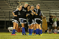 Atlee vs Clover Hill 2015 5A South Region Girls Soccer Quaterfinals