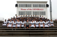2015 Dinwiddie Football Picture Day