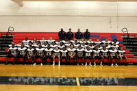 2015 Dinwiddie MS Football Team