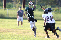 Louisa County vs Cave Spring Scrimmage 8-21-2015