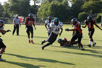 2015 Dinwiddie Generals JV Football