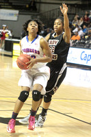 VHSL AAA Girls Semi Finals Princess Anne vs Stonewall Jackson