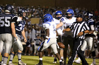 Atlee vs Freeman Football 9-18-2015