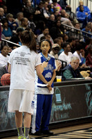 2013 Division 3 Girls Basketball Final Spotswood vs Brunswick