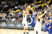 2013 Division 3 Girls Basketball Semifinal Brunswick vs Richlands