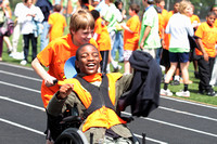 2013 Meet in the Middle for Special Olympics