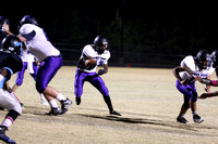 Cosby vs James River JV Football 10-22-2015