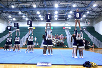 Midlothian at Conference 20 Cheer Championship