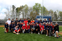 Dinwiddie Alumni Baseball Game 4-2-2016