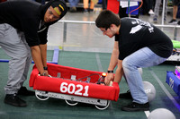First Robotics Competition Doswell VA 3-26-2016