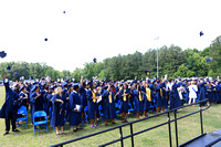 Dinwiddie High School Graduation 6-13-2014