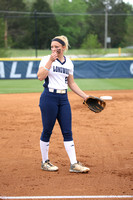 Longwood vs Radford Softball 4-30-2016