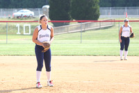 Dinwiddie Girls Softball  vs Thomas Dale 5-22-2014