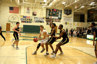 Steward vs Collegiate Boys Basketball 12-27-2017