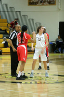 St Catherines vs Lake Taylor StatVa Girls Basketball Classic 1-14-2017