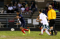 Dinwiddie vs Prince George Boys Soccer 4-10-2014