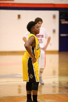 West Point vs Colonial Beach Boys Basketball 1-26-2017