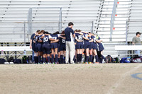Dinwiddie vs Colonial Heights Girls Soccer 4-3-2014