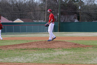 Dinwiddie vs Colonial Heights Boys Baseball 4-3-2014