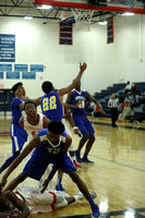 Dinwiddie vs Hopewell Boys Basketball 2-6-2018