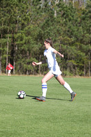 Deep Run vs St Catherines Girls Soccer 4-20-2018