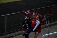 Dinwiddie vs Thomas Dale JV Football 10-29-2014