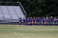 Clover Hill vs James River Girls Soccer 5-15-2018