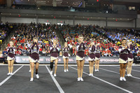 Poquoson High School Cheering Championships 11-09-2013