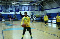 LC Bird vs Prince George Boys Basketball 2-11-2015