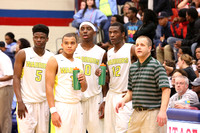 Henrico vs LC Bird Boys Basketball 3-4-2015