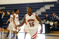 Dinwiddie vs Colonial Heights Boys Basketball 2-3-2014