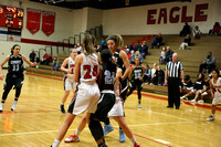 Godwin vs Cosby Girls Basketball 12-06-2016