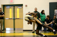Clover Hill Wrestling  Meet 2-1-2014
