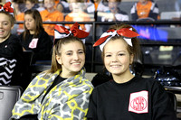 Cave Spring State Cheering Championship 11-8-2014