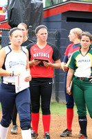 VHSCA All Star Softball 7-10-2014