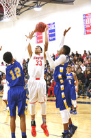 Dinwiddie vs Hopewell Boys Basketball 2-6-2015