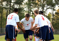 Dinwiddie vs Hopewell Boys Soccer 4-24-2014