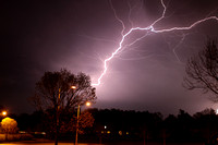 Lightning on Francistown Road 3-28-2012