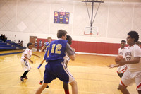 Sussex vs Windsor Boys Basketball  1-9-2015