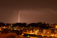 Church Hill Lightning 3-21-2012