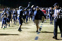 Dinwiddie vs IC Norcom 2nd Round Football Playoff 11-22-2013