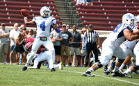CNU vs Hampden-Sydney College Football 9-10-2016