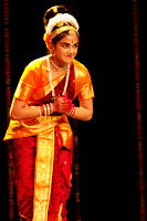 Sathya Areti Indian Classical Dance 1-15-2012
