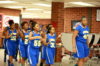 Surry vs Colonial Beach Girls Regional Semifinal 2-28-2014