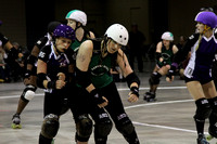 River City Rollergirls vs Garden State Rollergirls