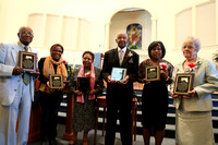 Six Civil Rights Pioneers Honored 5-17-2014