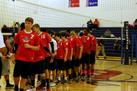 Dinwiddie vs Thomas Dale Boys VB 10-29-2013